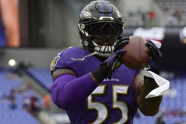 Baltimore Ravens vs. Detroit Lions - 12/3/17 NFL Pick, Odds, and Prediction