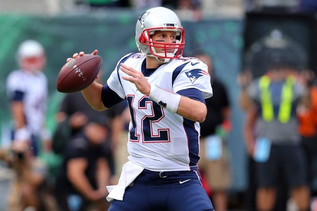 Atlanta Falcons at New England Patriots - 10/22/17 NFL Pick, Odds, and Prediction
