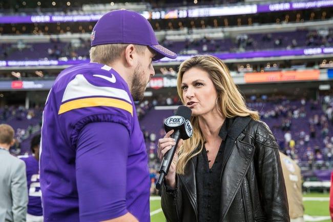 Minnesota Vikings vs. Baltimore Ravens - 10/22/17 NFL Pick, Odds, and Prediction