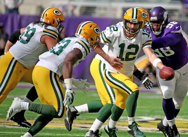 NFL | Minnesota Vikings (11-3) at Green Bay Packers (7-7)