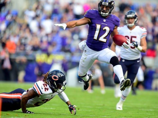 Baltimore Ravens at Minnesota Vikings - 10/22/17 NFL Pick, Odds, and Prediction