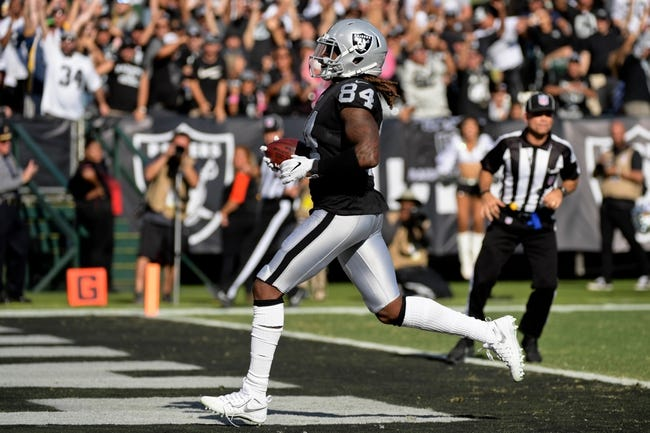 Oakland Raiders at Los Angeles Chargers - 12/31/17 NFL Pick, Odds, and Prediction