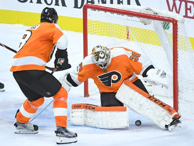 Florida Panthers vs. Philadelphia Flyers - 12/28/17 NHL Pick, Odds, and Prediction