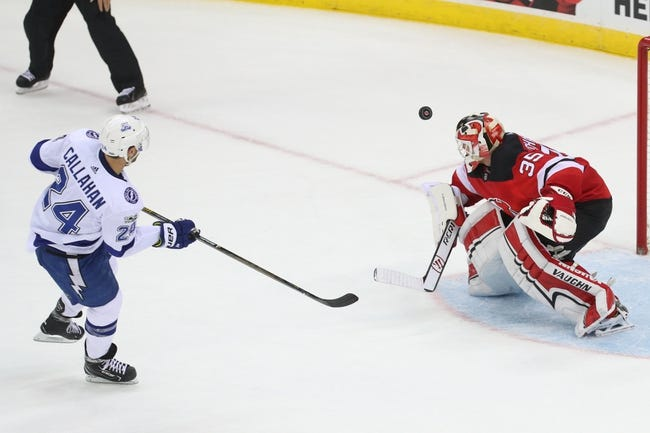 Tampa Bay Lightning vs. New Jersey Devils - 2/17/18 NHL Pick, Odds, and Prediction