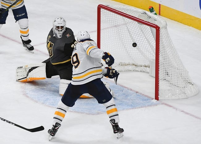 Buffalo Sabres vs. Vegas Golden Knights - 3/10/18 NHL Pick, Odds, and Prediction