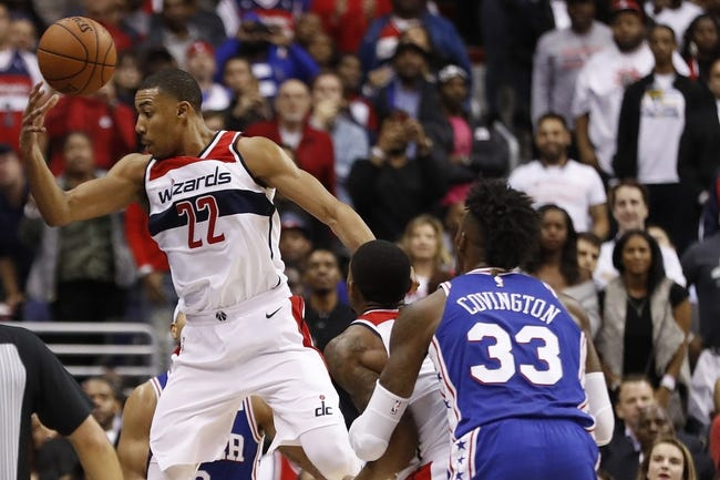 Philadelphia 76ers vs. Washington Wizards - 11/29/17 NBA Pick, Odds, and Prediction
