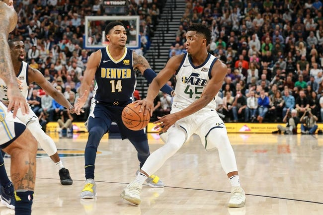 Utah Jazz vs. Denver Nuggets - 11/28/17 NBA Pick, Odds, and Prediction