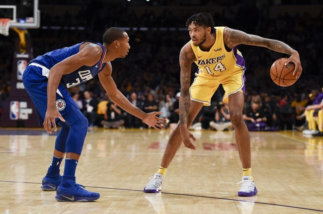 Los Angeles Clippers vs. Los Angeles Lakers - 11/27/17 NBA Pick, Odds, and Prediction