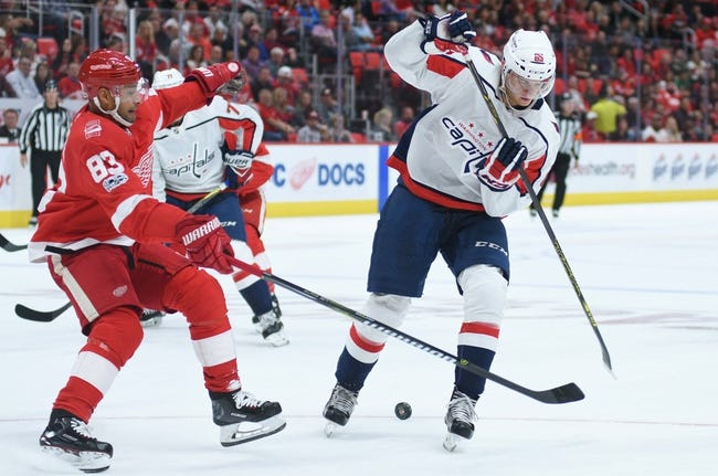 Washington Capitals vs. Detroit Red Wings - 2/11/18 NHL Pick, Odds, and Prediction