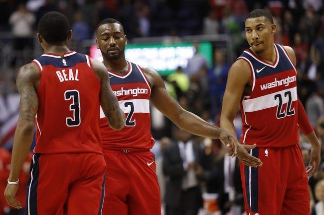 Washington Wizards vs. Detroit Pistons - 12/1/17 NBA Pick, Odds, and Prediction