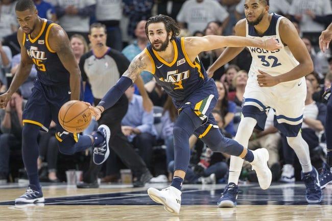 Utah Jazz vs. Minnesota Timberwolves - 11/13/17 NBA Pick, Odds, and Prediction