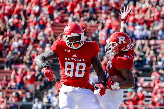 Rutgers vs. Buffalo - 9/22/18 College Football Pick, Odds, and Prediction