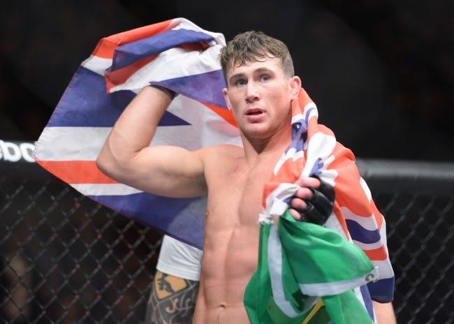 Stephen Thompson vs. Darren Till UFC Pick, Preview, Odds, Prediction - 5/27/18