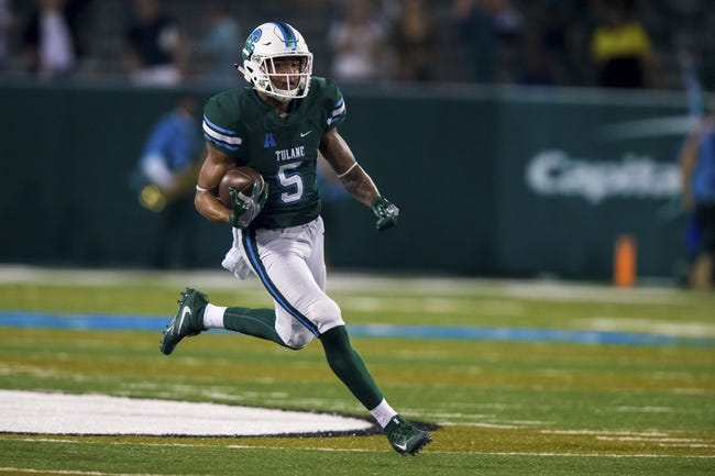 Tulane vs. Houston - 11/18/17 College Football Pick, Odds, and Prediction