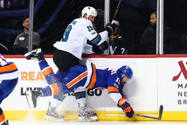 New York Islanders vs. San Jose Sharks - 10/8/18 NHL Pick, Odds, and Prediction
