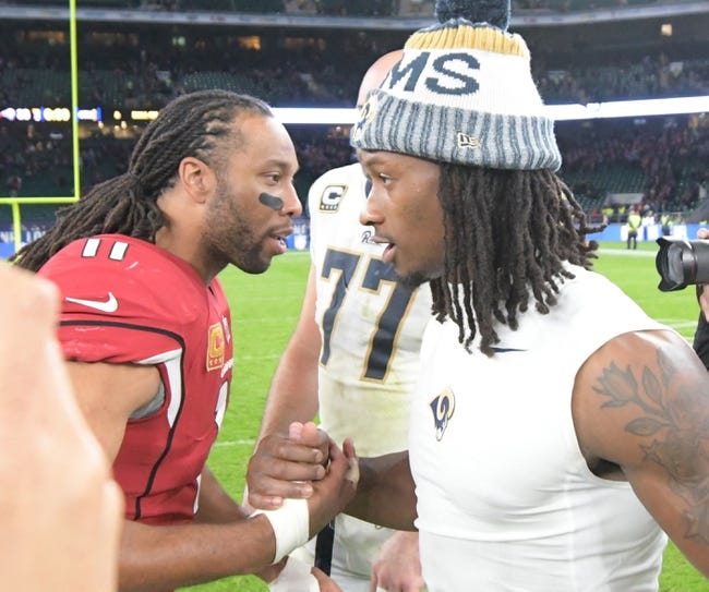 Arizona Cardinals vs. Los Angeles Rams - 12/3/17 NFL Pick, Odds, and Prediction