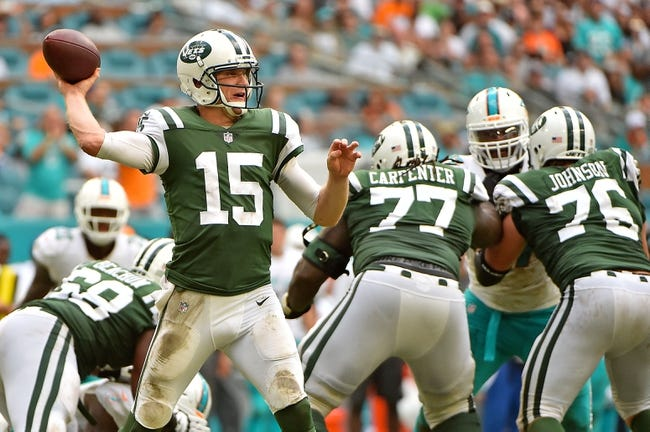 NFL | Atlanta Falcons (3-3) at New York Jets (3-4)