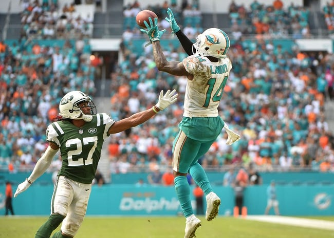 New York Jets vs. Miami Dolphins - 9/16/18 NFL Pick, Odds, and Prediction