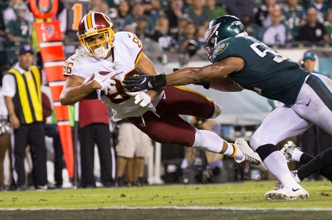 NFL | Washington Redskins (6-5) at Philadelphia Eagles (5-6)