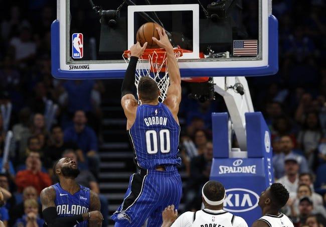 Brooklyn Nets vs. Orlando Magic - 1/1/18 NBA Pick, Odds, and Prediction