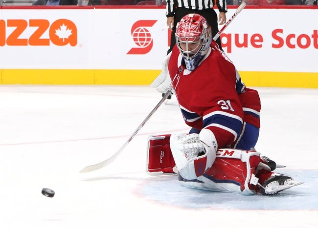 Florida Panthers vs. Montreal Canadiens - 12/30/17 NHL Pick, Odds, and Prediction