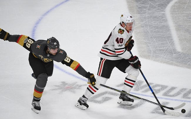 Chicago Blackhawks vs. Las Vegas Golden Knights - 1/5/18 NHL Pick, Odds, and Prediction