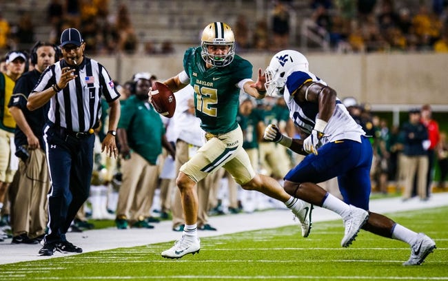 Baylor vs. Kansas State - 10/6/18 College Football Pick, Odds, and Prediction