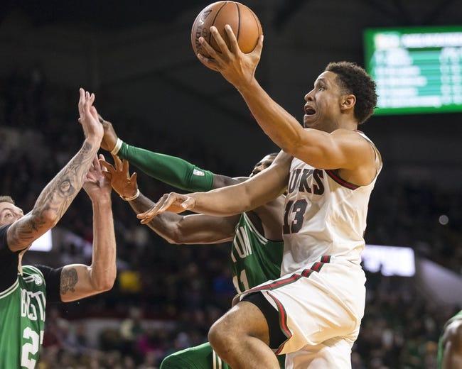 Boston Celtics vs. Milwaukee Bucks - 12/4/17 NBA Pick, Odds, and Prediction