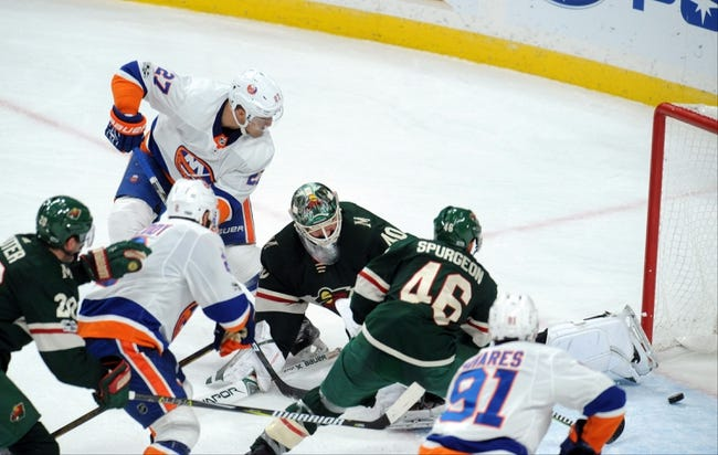 New York Islanders vs. Minnesota Wild - 2/19/18 NHL Pick, Odds, and Prediction