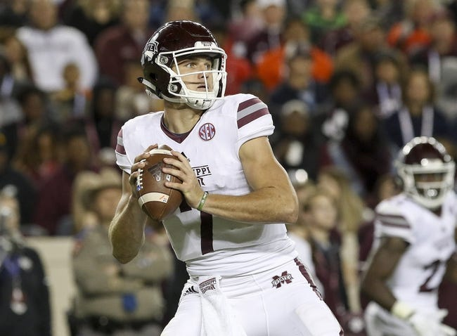 Alabama at Mississippi State - 11/11/17 College Football Pick, Odds, and Prediction