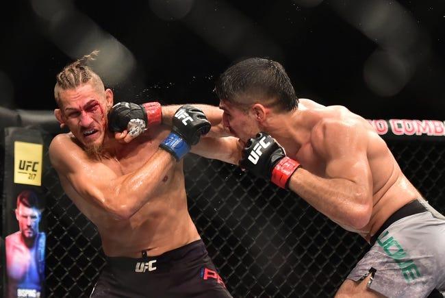 Vicente Luque vs. Chad Laprise UFC Pick, Preview, Odds, Prediction - 5/19/18