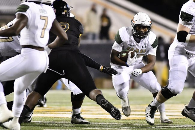 CFB | Southern Miss Golden Eagles (4-4) at UAB Blazers (8-1)