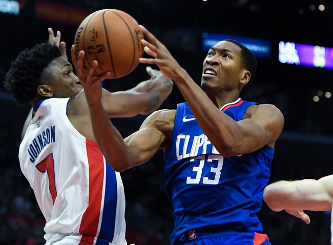 NBA | Los Angeles Clippers (27-25) at Detroit Pistons (27-26)