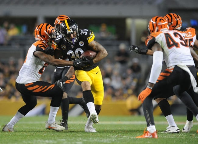 Cincinnati Bengals vs. Pittsburgh Steelers - 12/4/17 NFL Pick, Odds, and Prediction