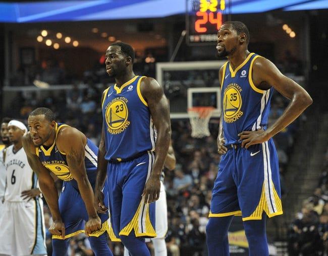 Golden State Warriors vs. Philadelphia 76ers - 11/11/17 NBA Pick, Odds, and Prediction