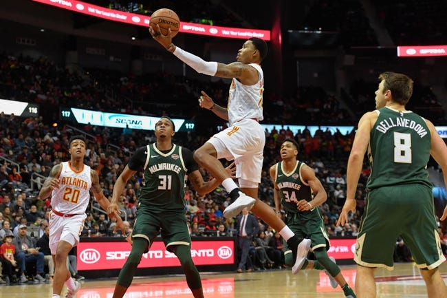 Milwaukee Bucks vs. Atlanta Hawks - 2/13/18 NBA Pick, Odds, and Prediction