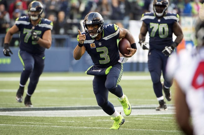 Seattle Seahawks vs. Washington Redskins - 11/5/17 NFL Pick, Odds, and Prediction