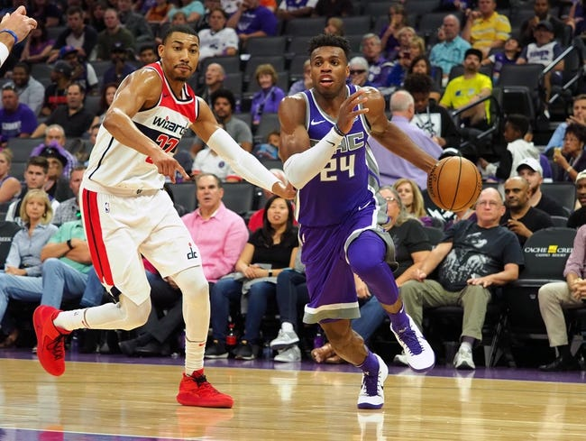 Washington Wizards vs. Sacramento Kings - 11/13/17 NBA Pick, Odds, and Prediction
