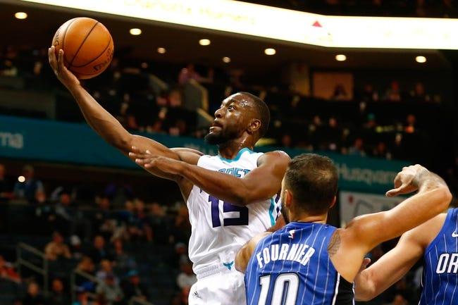Charlotte Hornets vs. Orlando Magic - 12/4/17 NBA Pick, Odds, and Prediction