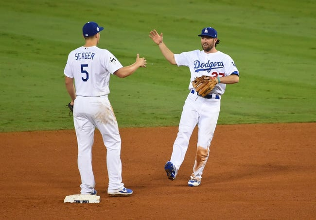 Houston Astros at Los Angeles Dodgers World Series Game 7 - 11/1/17 MLB Pick, Odds, and Prediction