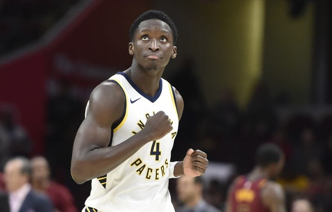 Indiana Pacers vs. Houston Rockets - 11/12/17 NBA Pick, Odds, and Prediction