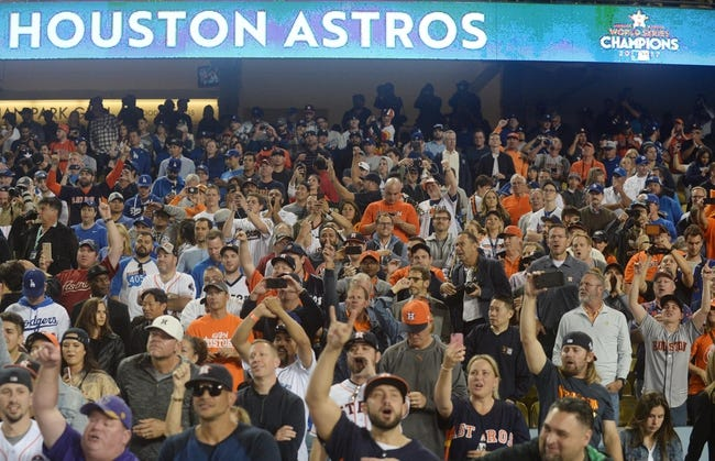 Los Angeles Dodgers vs. Houston Astros - 8/3/18 MLB Pick, Odds, and Prediction