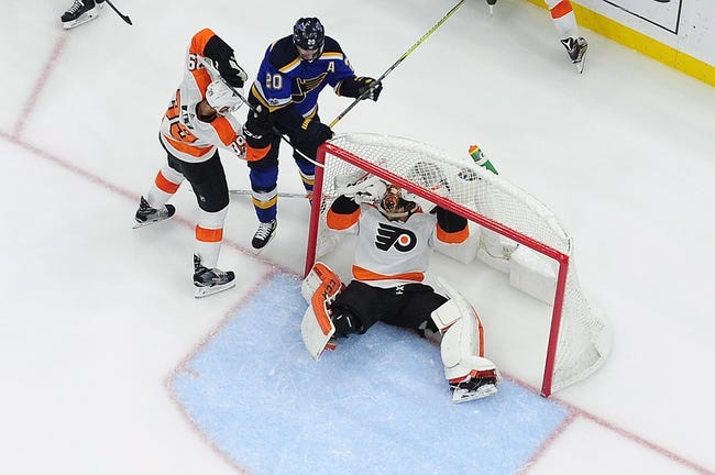 Philadelphia Flyers vs. St. Louis Blues - 1/6/18 NHL Pick, Odds, and Prediction