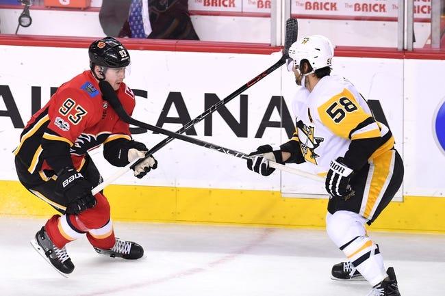 Pittsburgh Penguins vs. Calgary Flames - 3/5/18 NHL Pick, Odds, and Prediction