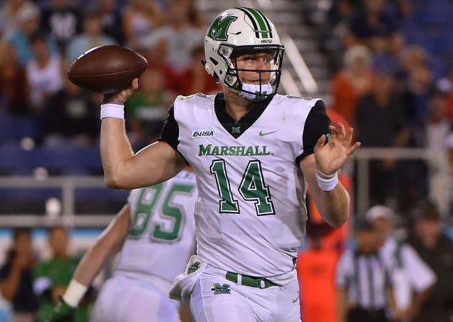 UTSA vs. Marshall - 11/18/17 College Football Pick, Odds, and Prediction