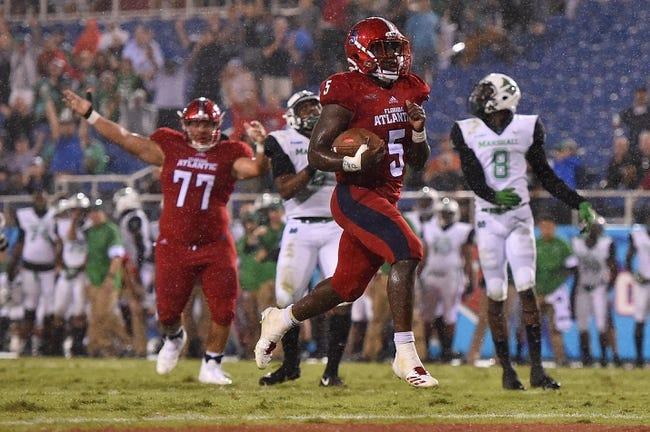 Florida Atlantic vs. FIU - 11/18/17 College Football Pick, Odds, and Prediction