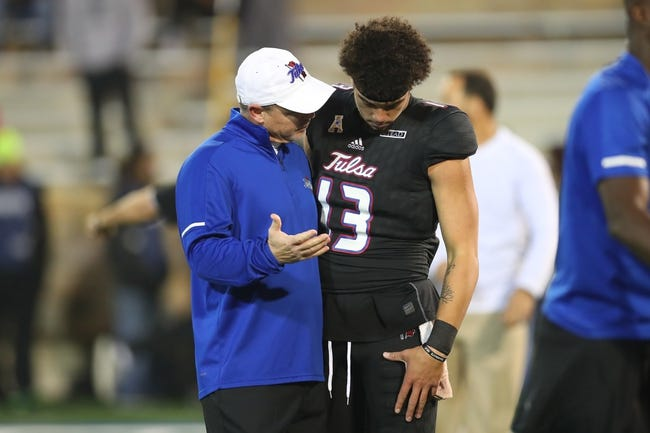 Tulsa vs. Central Arkansas - 9/1/18 College Football Pick, Odds, and Prediction