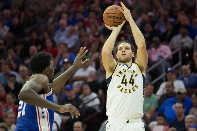 Indiana Pacers vs. Philadelphia 76ers - 2/3/18 NBA Pick, Odds, and Prediction
