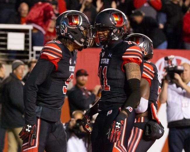 West Virginia vs. Utah - 12/26/17 College Football Pick, Odds, and Prediction