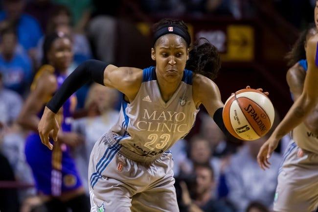 Minnesota Lynx vs. Indiana Fever - 7/18/18 WNBA Pick, Odds, and Prediction